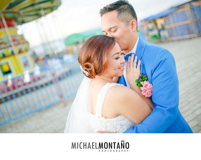Jai & Jun Wedding Day by Michael Montaño Photography - 036