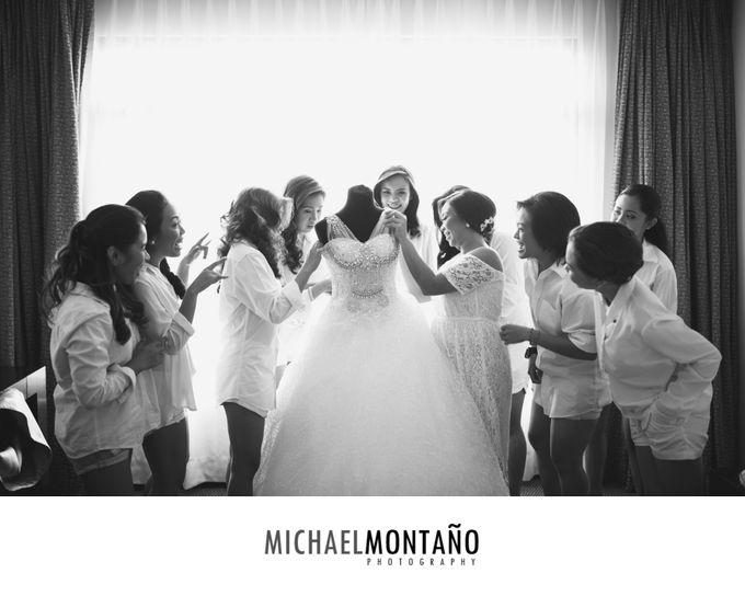 Jai & Jun Wedding Day by Michael Montaño Photography - 038