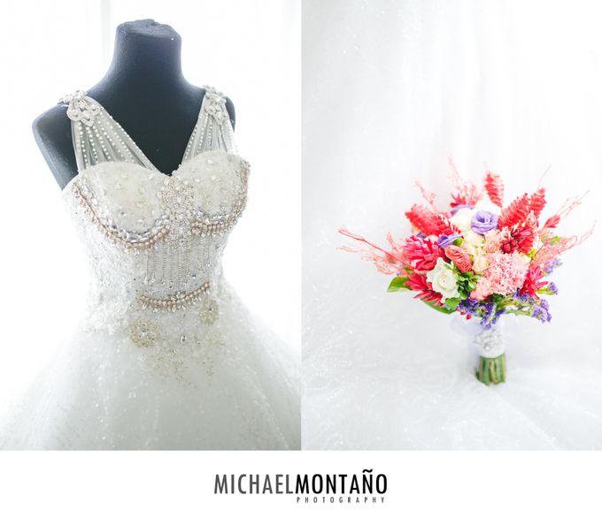 Jai & Jun Wedding Day by Michael Montaño Photography - 039