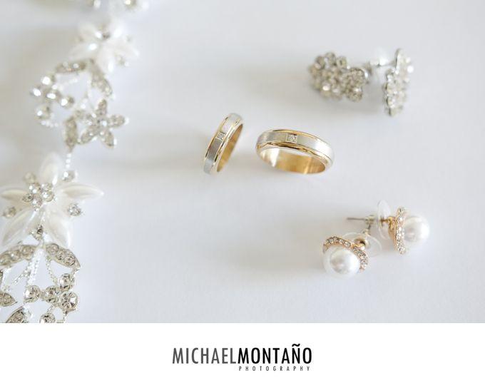 Jai & Jun Wedding Day by Michael Montaño Photography - 004