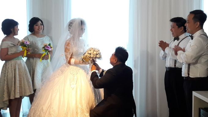 The Wedding Alfian And Tika by C+ Productions - 005