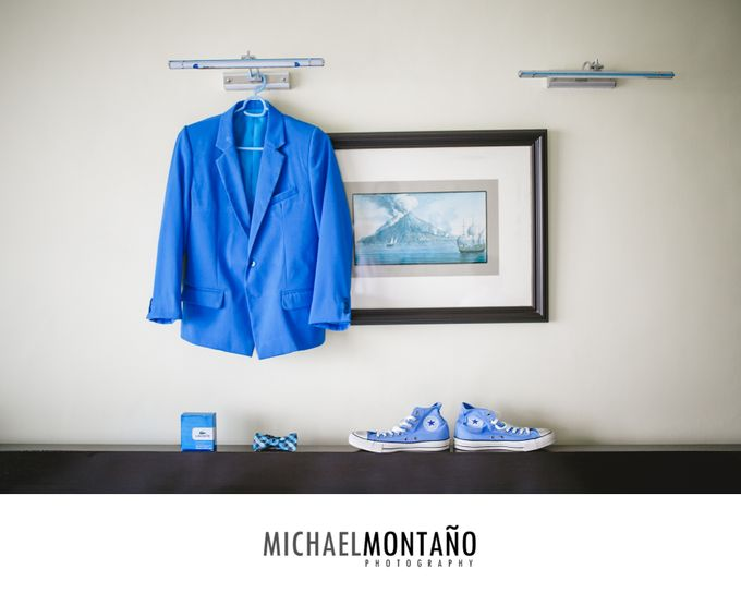 Jai & Jun Wedding Day by Michael Montaño Photography - 007