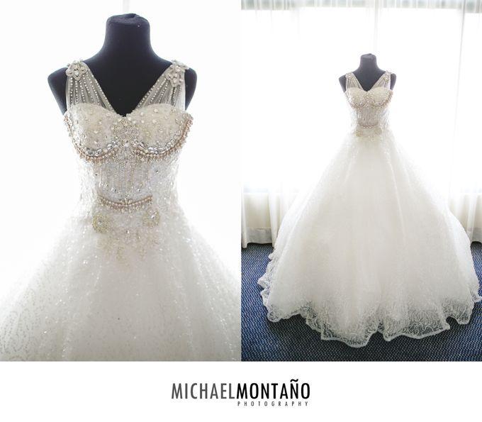 Jai & Jun Wedding Day by Michael Montaño Photography - 008