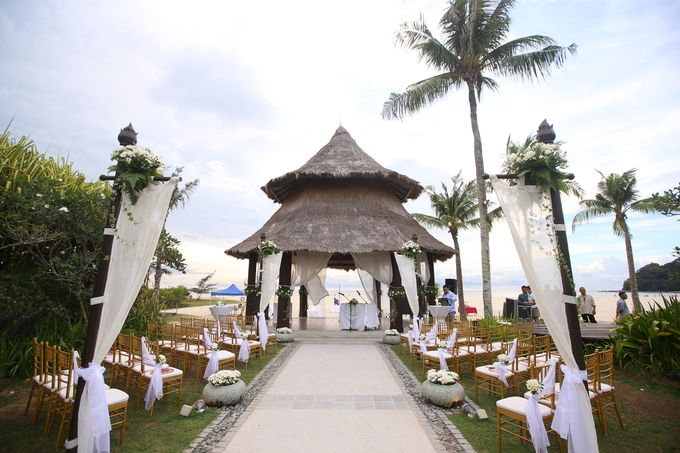 BEACH WEDDING by Shangri-La Rasa Ria Resort & Spa - 005