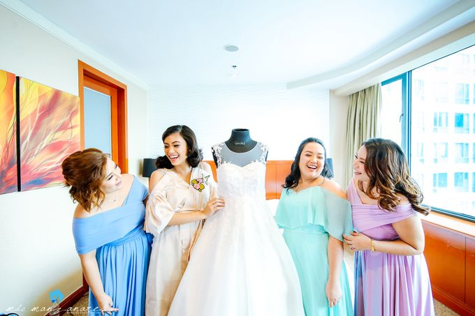Kenneth and Kay Wedding by MIC MANZANARES PHOTOGRAPHY - 007