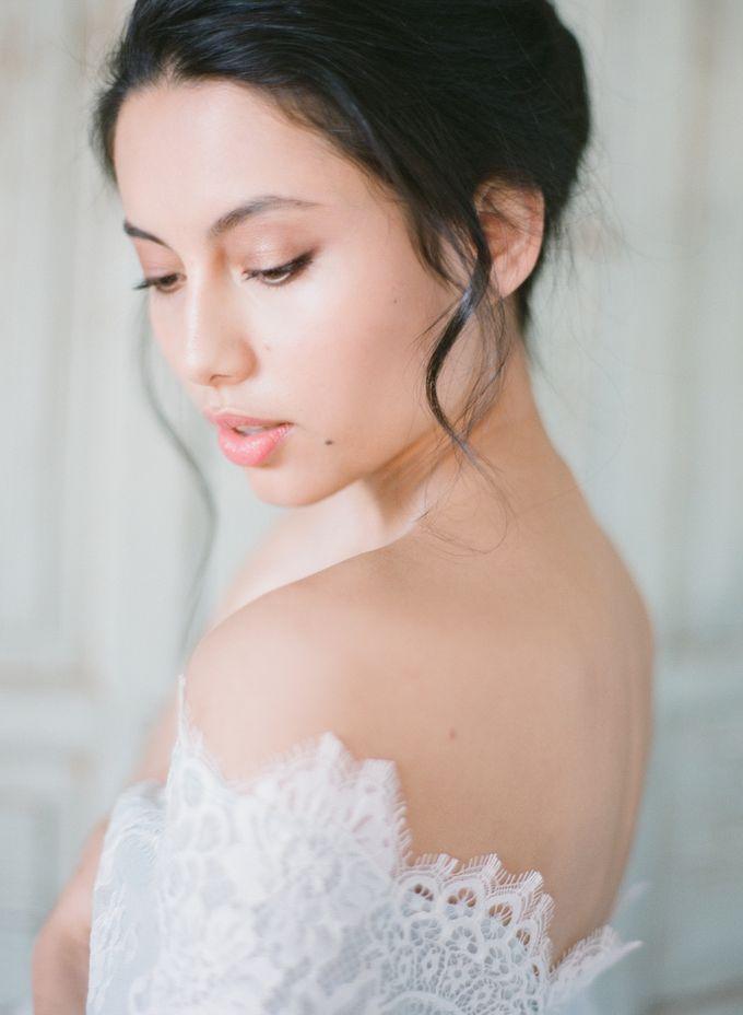 Beautiful Brides by Liv Lundelius Makeup - 005