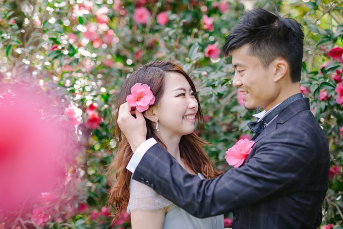 Jessica & Kenny - Love Story by Lena Lim Photography - 003