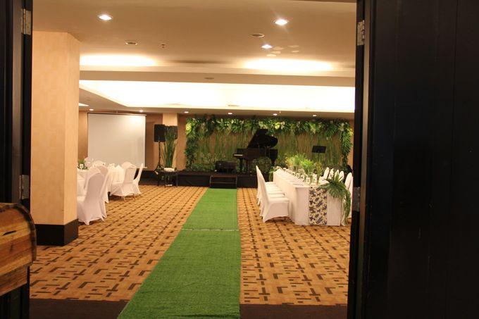Pritha & Gilang Wedding by grandkemang Jakarta - 002