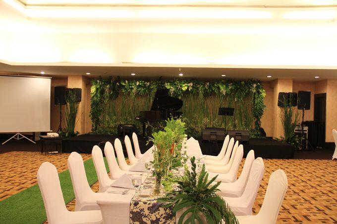 Pritha & Gilang Wedding by grandkemang Jakarta - 003