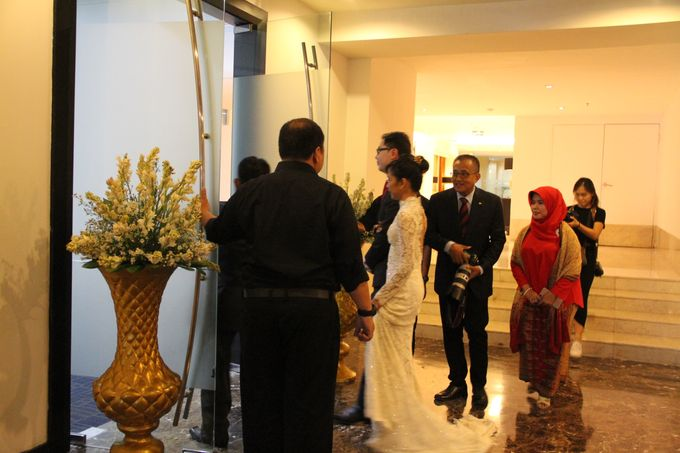 Pritha & Gilang Wedding by grandkemang Jakarta - 009