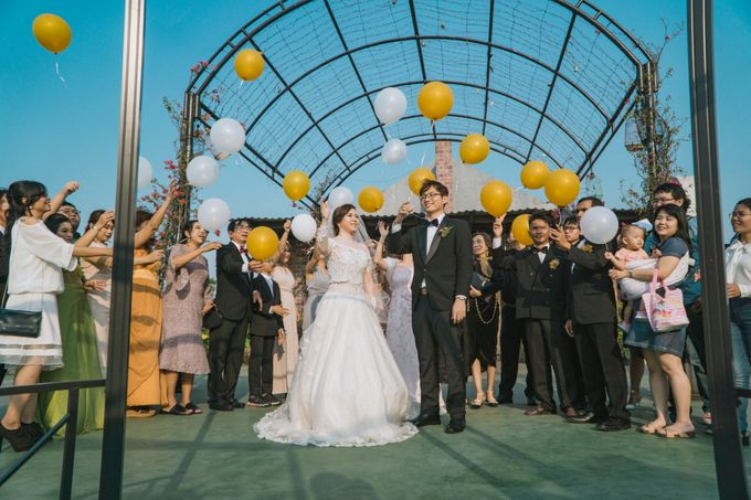 Wedding Planner for William & Su Yeon by Double Happiness Wedding Organizer - 033
