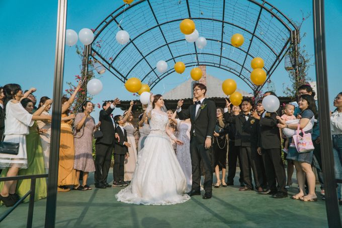 Wedding Planner for William & Su Yeon by Double Happiness Wedding Organizer - 034
