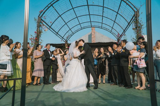 Wedding Planner for William & Su Yeon by Double Happiness Wedding Organizer - 035