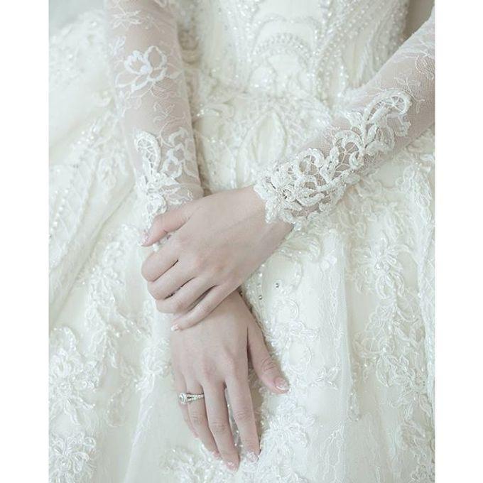Danny and Monica Wedding by Tinara Brides - 004