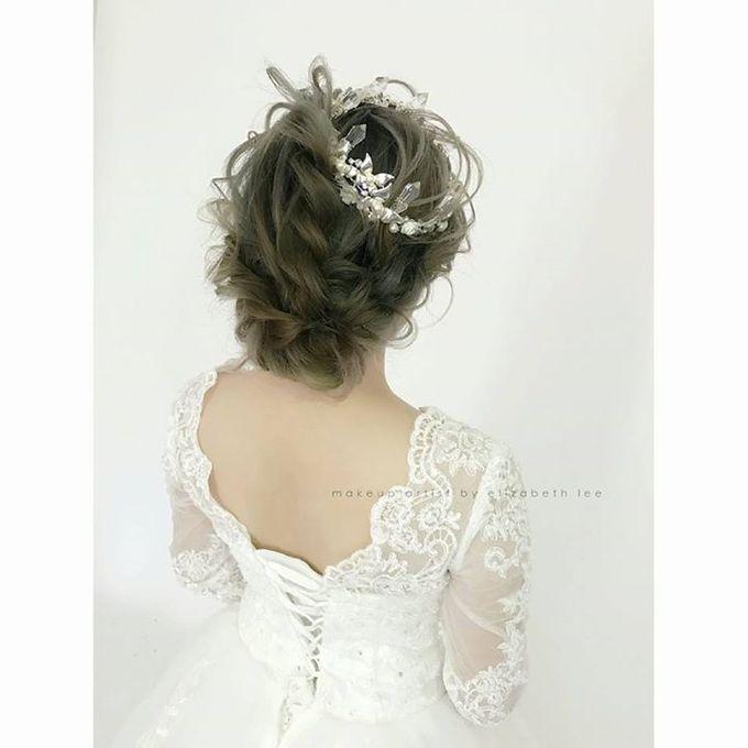 Wedding Day Bride Makeup Service by Elizabeth Lee Makeup Artist - 048