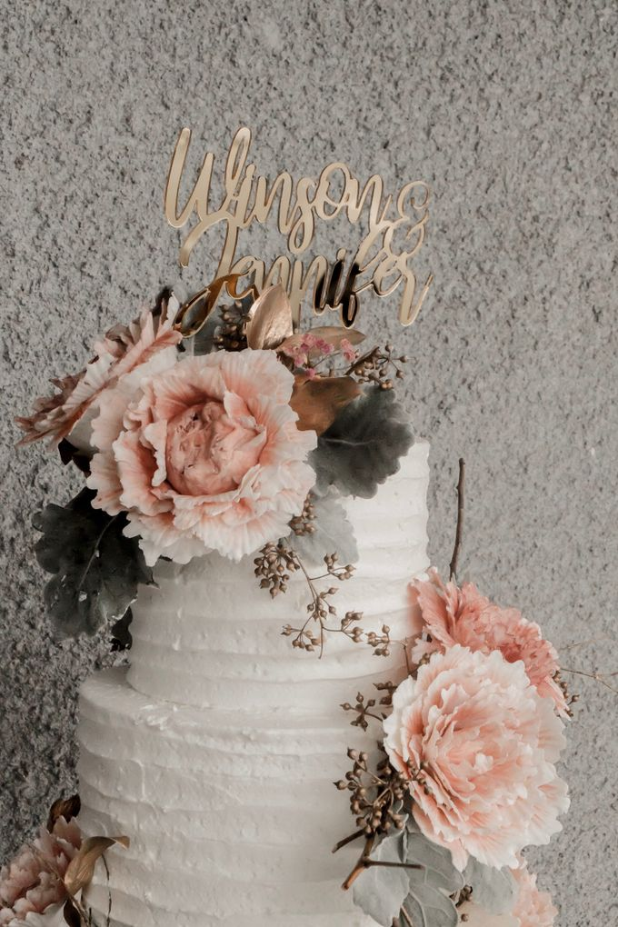 The Wedding of Winson & Jennifer by KAIA Cakes & Co. - 012