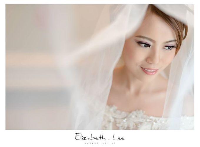 Wedding Day Bride Makeup Service by Elizabeth Lee Makeup Artist - 024