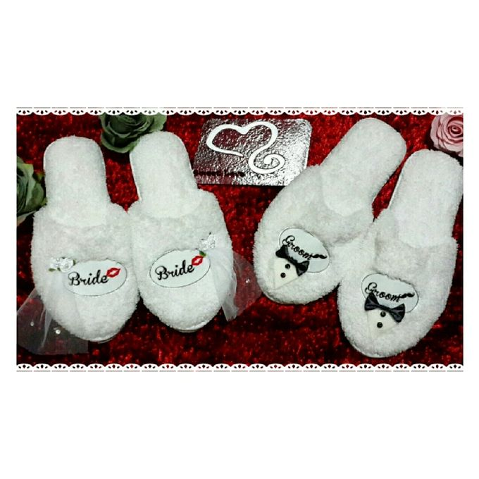 Wedding Slippers by Sweetlovecollection - 014