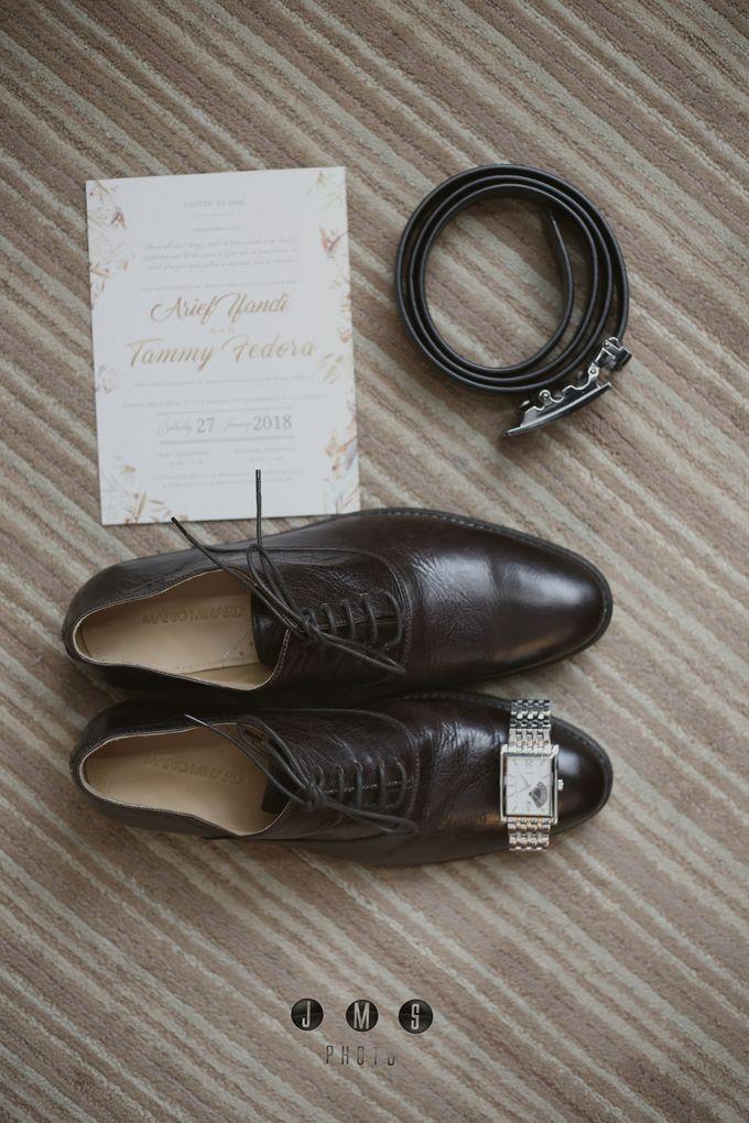 ARIEF & TAMMY HAPPY WEDDING by The Vida Ballroom - 007