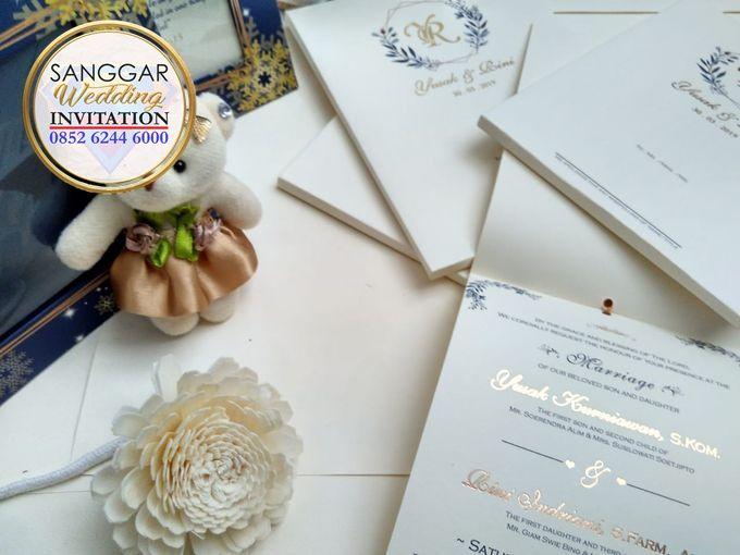 YUSAK & LOINI (Sapphire Frame Box Luxury) by Sanggar Undangan - 002