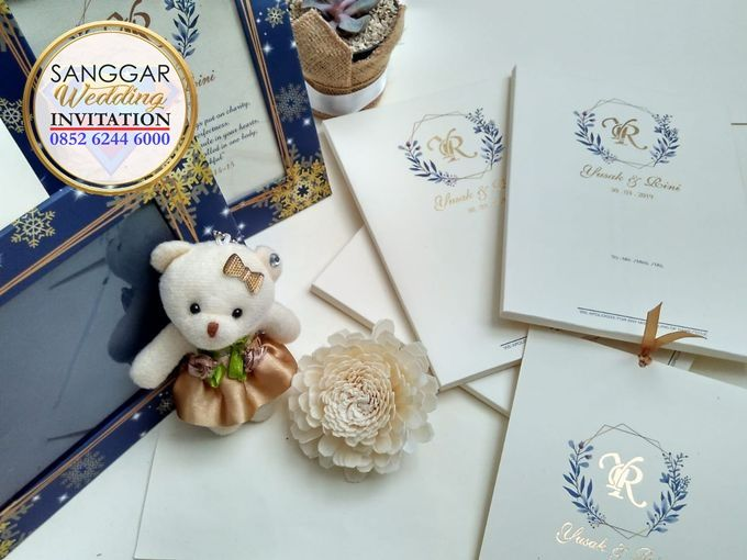 YUSAK & LOINI (Sapphire Frame Box Luxury) by Sanggar Undangan - 003