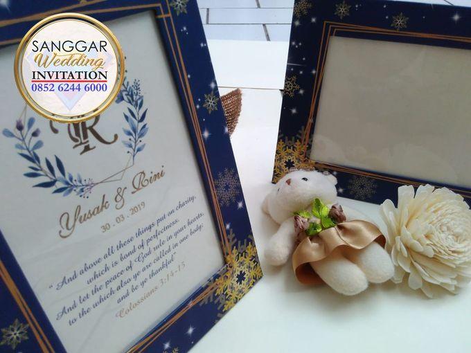 YUSAK & LOINI (Sapphire Frame Box Luxury) by Sanggar Undangan - 004