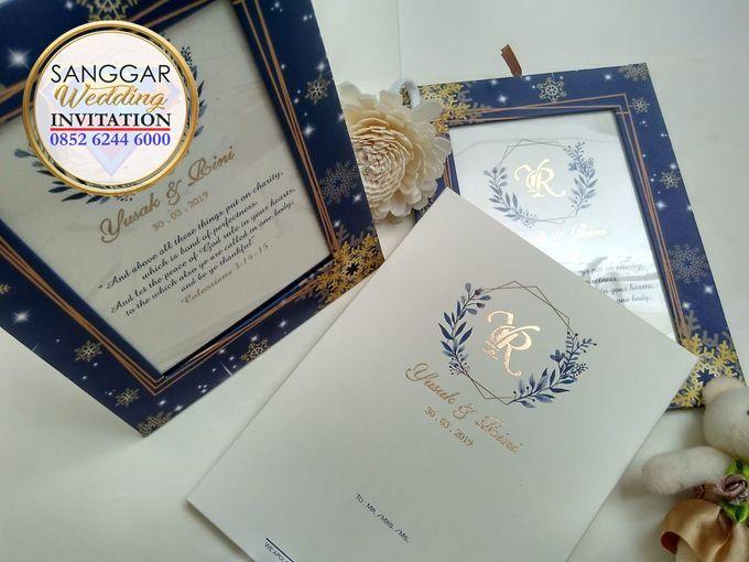 YUSAK & LOINI (Sapphire Frame Box Luxury) by Sanggar Undangan - 005