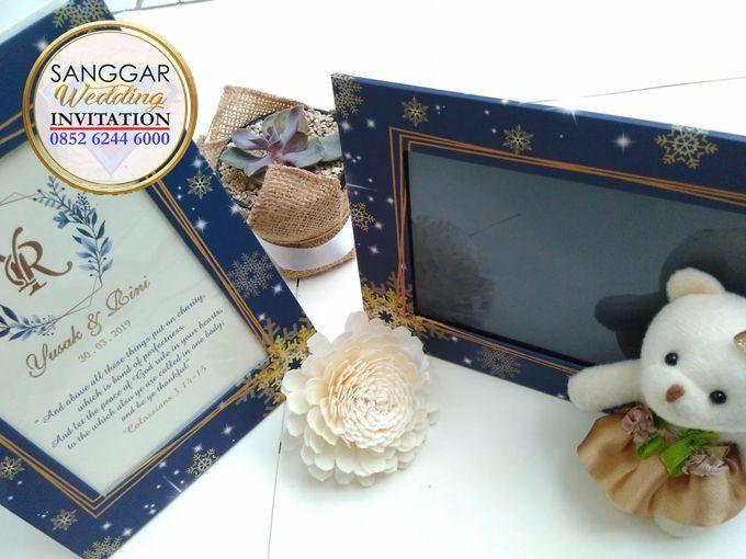 YUSAK & LOINI (Sapphire Frame Box Luxury) by Sanggar Undangan - 006