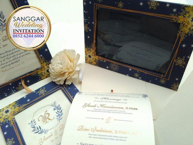 YUSAK & LOINI (Sapphire Frame Box Luxury) by Sanggar Undangan - 009