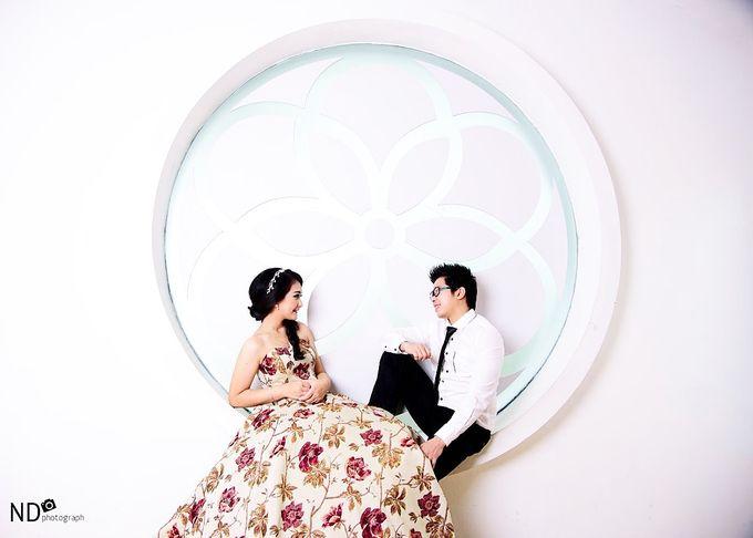Photo Prewedding by ShenLeo Makeup - 001