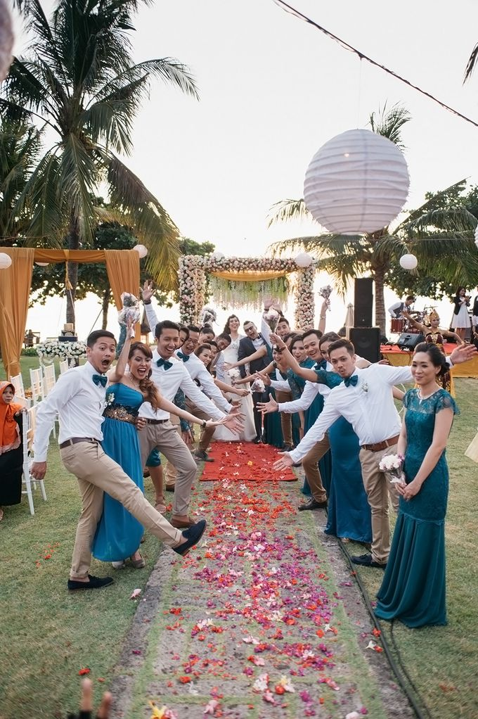 Indonesian Wedding In Bali E&K by Mariyasa - 008