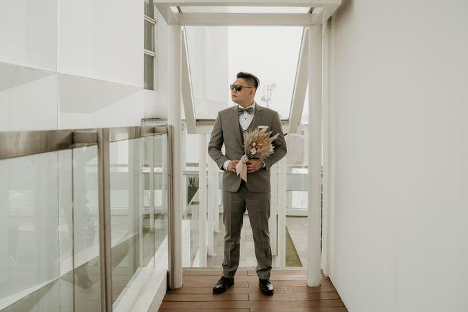 Wedding of Tony & Ivana at Ocha Bella Morrisey Hotel Jakarta by Sparkling Organizer - 001