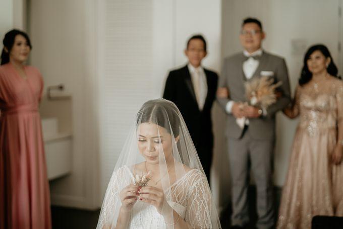Wedding of Tony & Ivana at Ocha Bella Morrisey Hotel Jakarta by Sparkling Organizer - 008