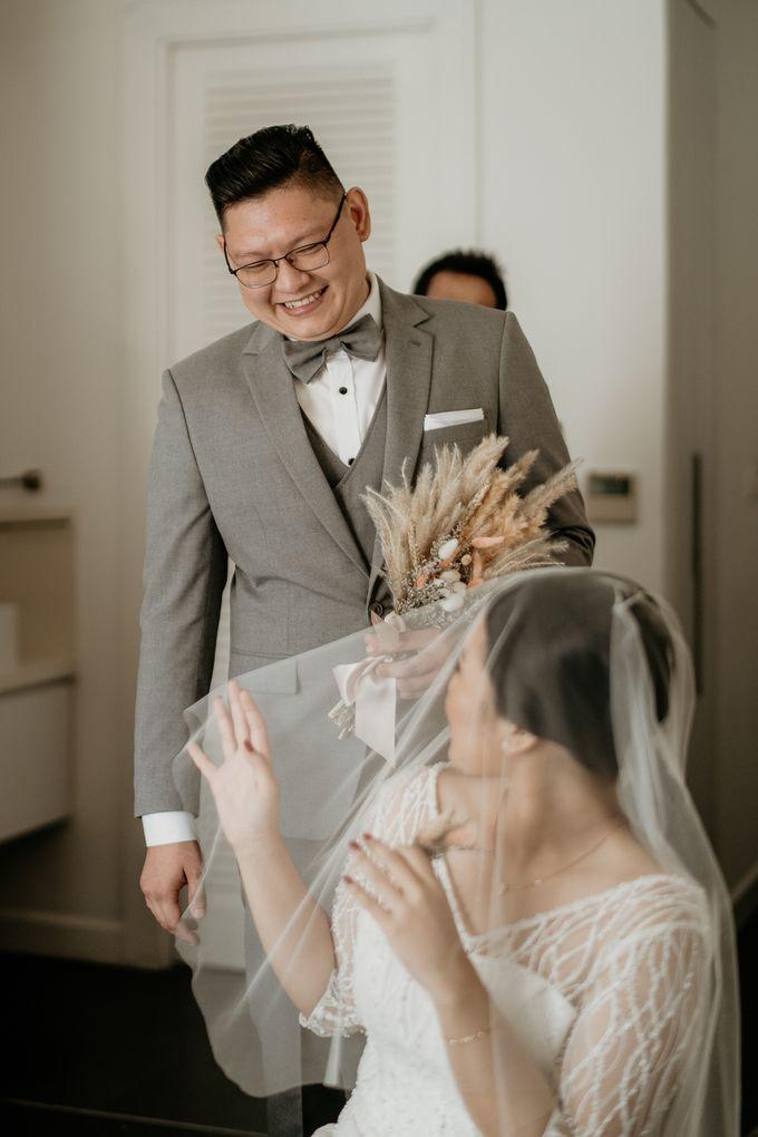 Wedding of Tony & Ivana at Ocha Bella Morrisey Hotel Jakarta by Sparkling Organizer - 010