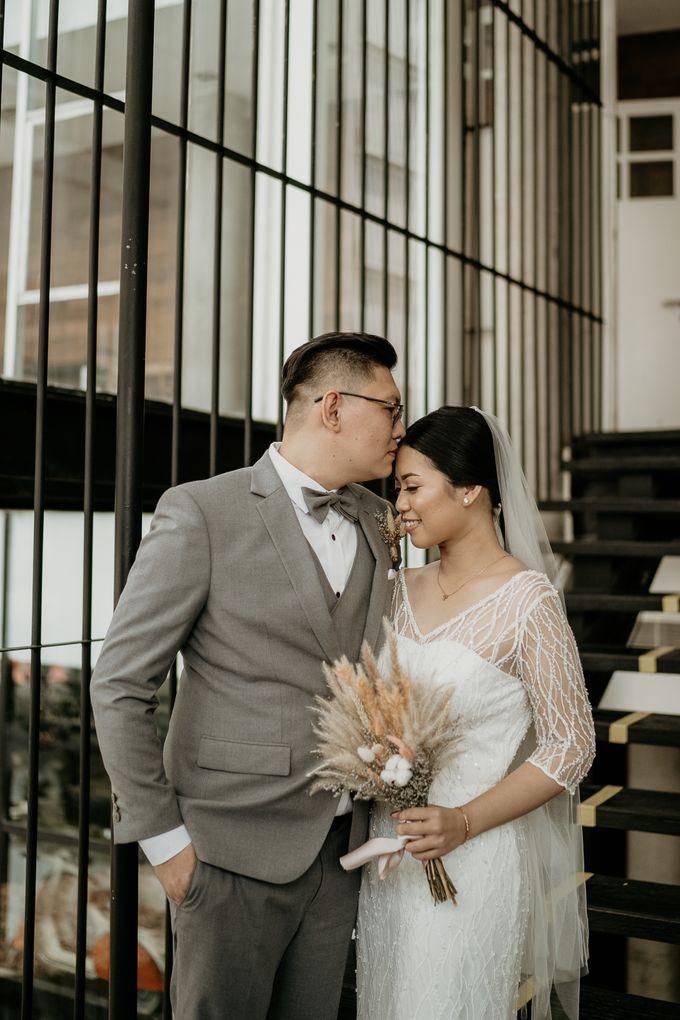 Wedding of Tony & Ivana at Ocha Bella Morrisey Hotel Jakarta by Sparkling Organizer - 016