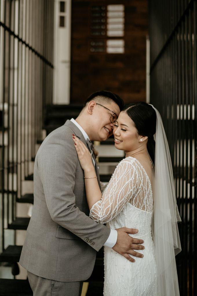 Wedding of Tony & Ivana at Ocha Bella Morrisey Hotel Jakarta by Sparkling Organizer - 018