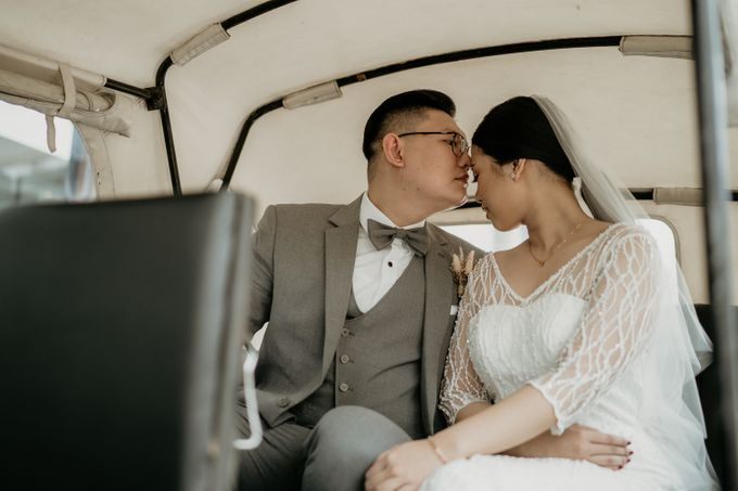 Wedding of Tony & Ivana at Ocha Bella Morrisey Hotel Jakarta by Sparkling Organizer - 021