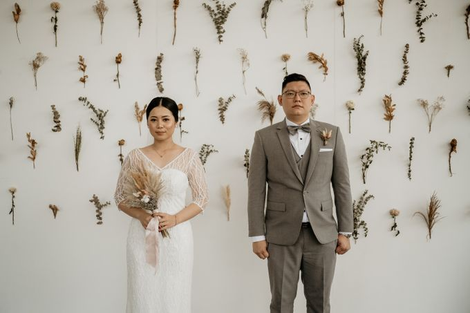 Wedding of Tony & Ivana at Ocha Bella Morrisey Hotel Jakarta by Sparkling Organizer - 022