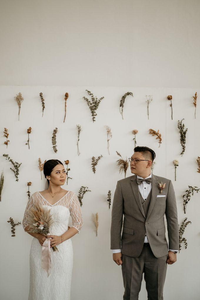 Wedding of Tony & Ivana at Ocha Bella Morrisey Hotel Jakarta by Sparkling Organizer - 023