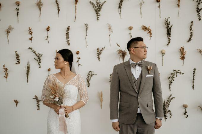Wedding of Tony & Ivana at Ocha Bella Morrisey Hotel Jakarta by Sparkling Organizer - 024