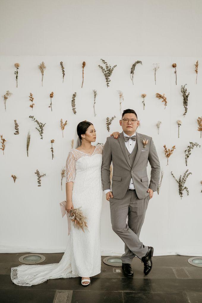 Wedding of Tony & Ivana at Ocha Bella Morrisey Hotel Jakarta by Sparkling Organizer - 025