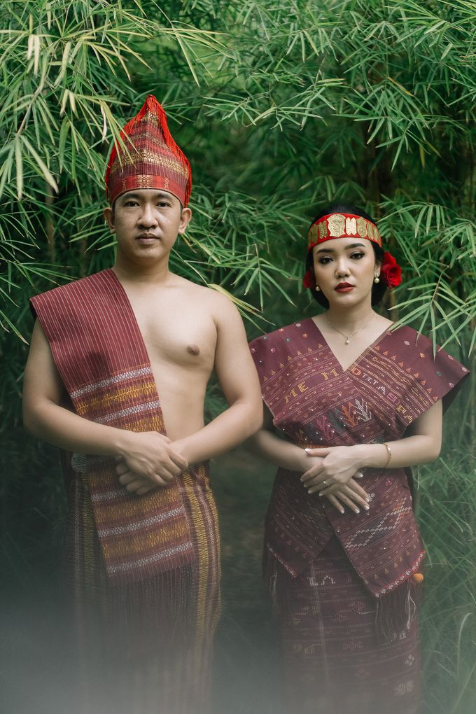 Prewedding of  Yohanna & Benny at Studio Kini Greenville by Warna Project - 022