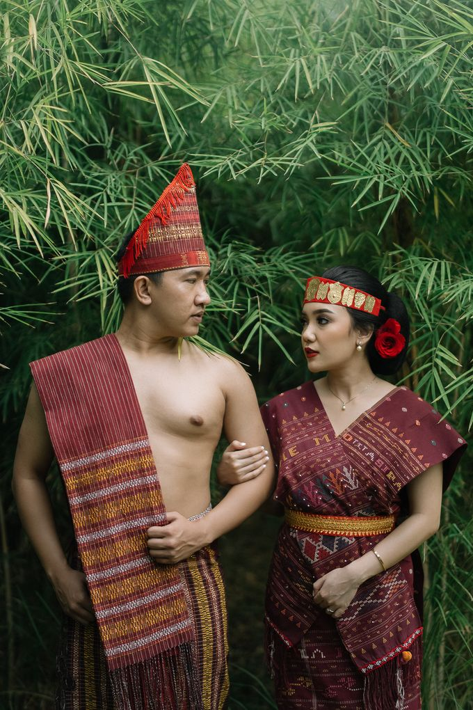Prewedding of  Yohanna & Benny at Studio Kini Greenville by Warna Project - 023