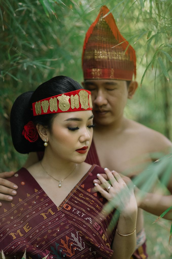 Prewedding of  Yohanna & Benny at Studio Kini Greenville by Warna Project - 025