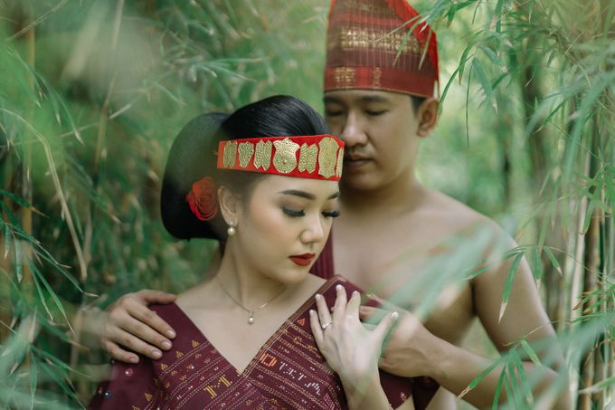 Prewedding of  Yohanna & Benny at Studio Kini Greenville by Warna Project - 027