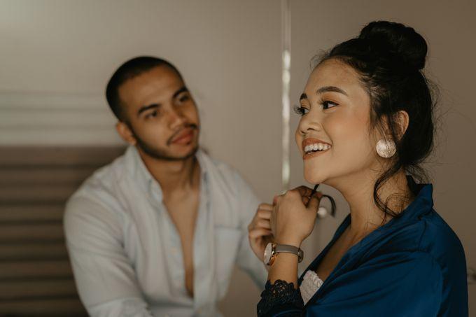 Prewedding Tiara & Daru at It House by Andra Matin by Warna Project - 010