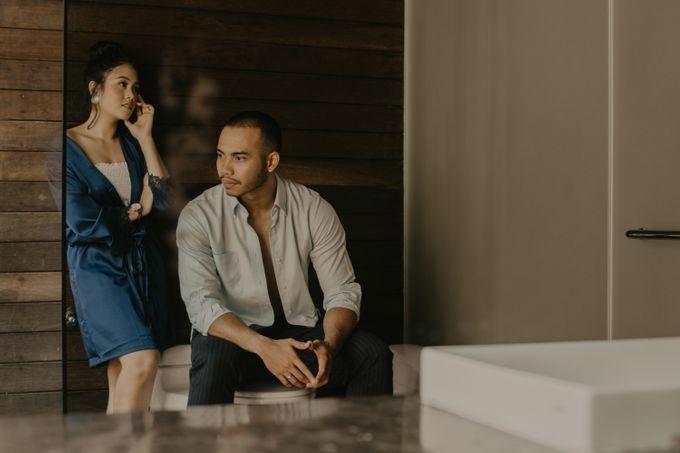 Prewedding Tiara & Daru at It House by Andra Matin by Warna Project - 014