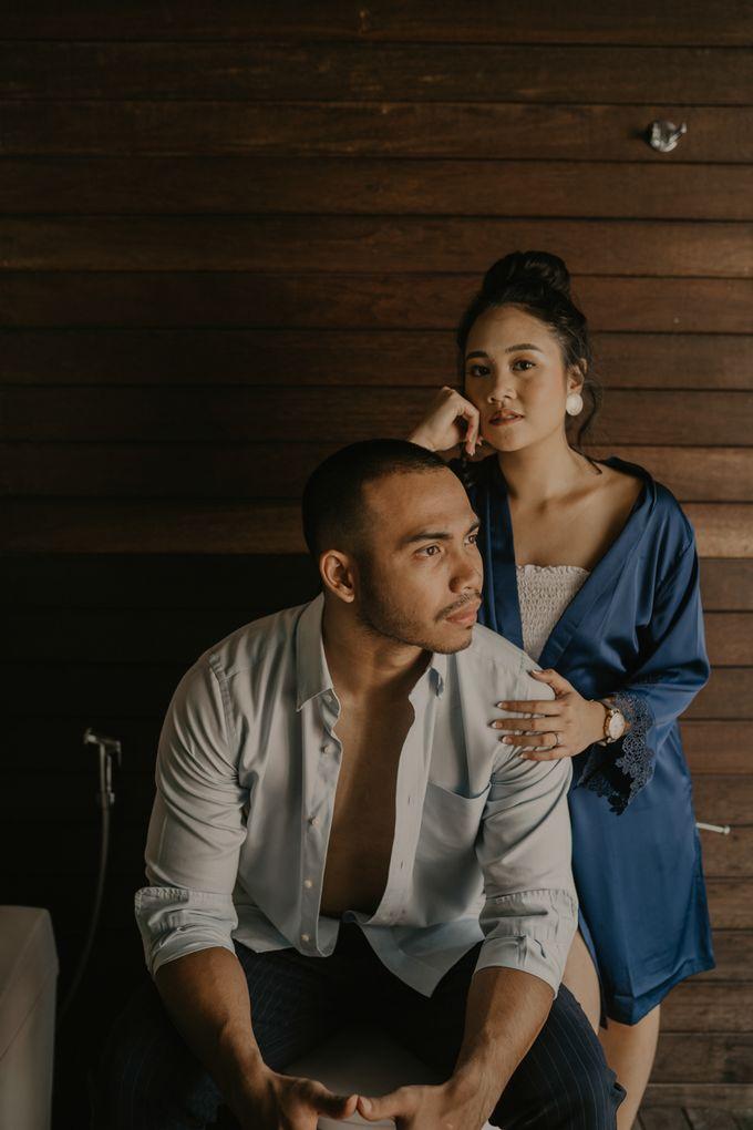 Prewedding Tiara & Daru at It House by Andra Matin by Warna Project - 015