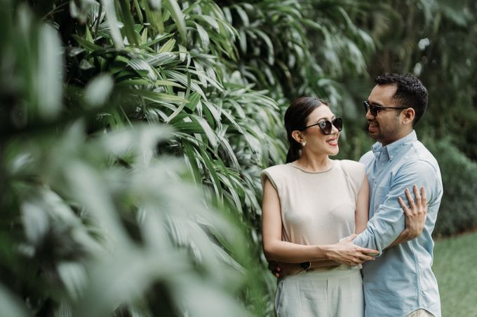 Prewedding of Steven & Betsy at Ayana Midplaza Jakarta by AYANA Midplaza JAKARTA - 002