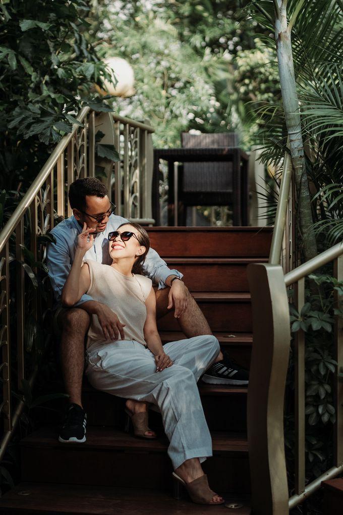 Prewedding of Steven & Betsy at Ayana Midplaza by AYANA Midplaza JAKARTA - 002